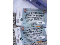 Luminosity tickets for sale