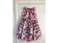 Beautiful girls dress size 6years excellent condition