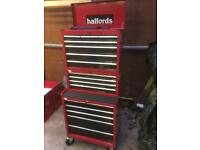 Halfords advanced tool boxes
