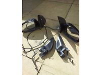 golf mirrors 2004 to 2009
