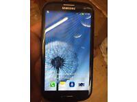 Samsung Galaxy S3 ,Unlocked,Like Brand New,With Warranty