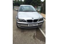 BMW 318i 2002 E46 Automatic - for repair or parts