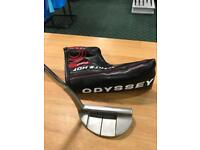 Odyssey White Hot Pro Putter 9