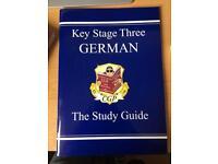 Key Stage Three German text book