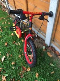 Apollo Force 14 inch Kids Bike