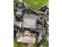 1.4 tdci fors Fiesta engine gearbox etc for sale