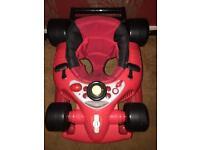 Red car walker £35