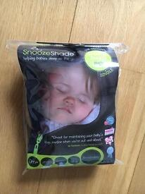 Snoozeshade / Snooze shade pushchair / pram blackout blind / cover - perfect condition