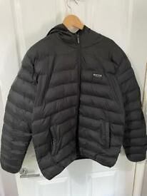Men's Black Nicce Coat- XL