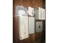 Mac Mini with Wireless Keyboard and Magic Mouse **price inc shipping**