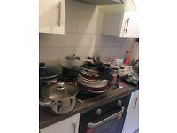 Set of kitchen stuff