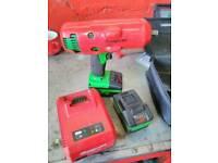 Snap-on cteu8850g 1/2 impact gun