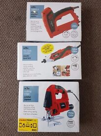 *BRAND NEW & SEALED* WILKO TOOLS (SOLD SEPRATELY)