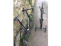 Boardman Comp Road Bike with Alarm and Pump