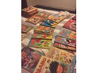 Collection of Annuals
