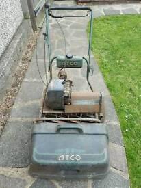 ATCO Commodore B20 vintage lawnmower