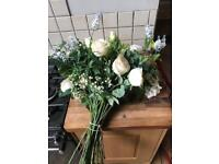 Beautiful Large Bouquet Of Artificial Flowers