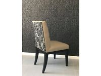Beautiful Bespoke Upholstery / Chairs / Dining chairs / Made to order / Any fabric / Any wood finish