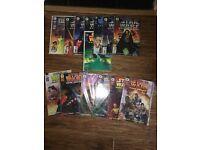 Star Wars Dark Empire 1 to 6, Dark Empire II 1-6 Dark Horse comics