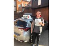 Driving instructor & driving lessons