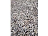 garden gravel for collection