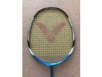 Victor brave sword 12 badmitnon racket for sale