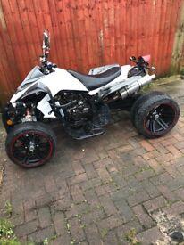 66 plate quad bike