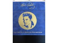Limited edition elvis boxed set. 17 double a side singles never been played excellent condition