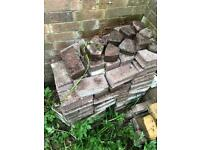 Edging blocks - 140 units