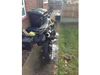 Pulse adrenaline 125cc 2013 (open to offers)