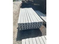 *NEW* CONCRETE REINFORCED FENCING POSTS ~ 8FT