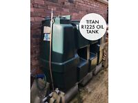 TITAN r1225 Heating Oil Fuel Tank