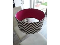 BEAUTIFUL AND ECLETIC MODERN LAMP SHADE