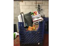 Megga Mixed Job Lot - Gardening, Household, Toys, Electrical, Mixed condition and new - TO CLEAR !!!