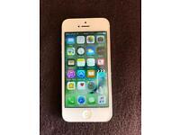Apple Iphone 5 unlocked white like 5s 5c
