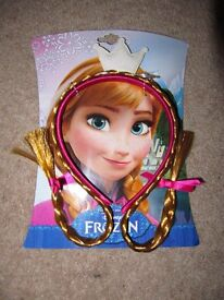Disney Frozen Hairband. New, gift not used. Still in original packaging. Cost new £6
