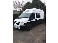 FORD TRANSIT 350/100 CLARKS CONVERSION CREW