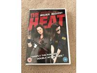 THE HEAT DVD (SANDRA BULLOCK & MELISSA McCARTHY)
