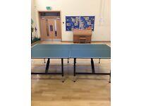Table Tennis Tables- £50 each