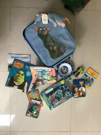 Disney and Pixar Mixed Collection - Shrek, Monsters Inc, Ratatouille, Toy Story