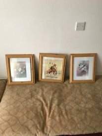 3 pictures in very good condition