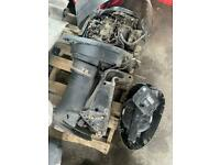 Mercury 75hp outboard engine for spares parts petrol 2 stroke motor boat repairs