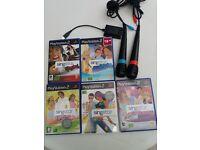 Singstar bundle PS2.