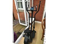 Cross Trainer & Exercise Bike (Roger Black 2in 1)