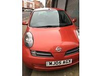 Nissan micra with low mileage