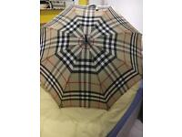 Genuine Burberry umbrella