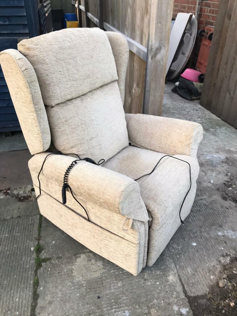 Lovely electric armchair | in Brighton, East Sussex | Gumtree