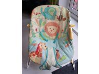 Bright Start Baby Bouncer Chair