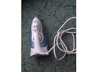 Brevill Steam Iron little Used