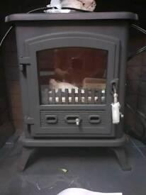 Multi fuel stove